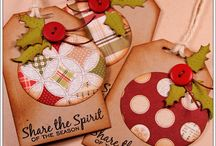 X-mas * Cards, Tags, Packaging*