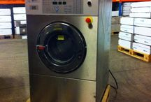 Sale of industrial washing machines