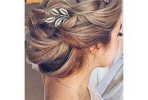Opsætning af hår
