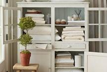 Organizing & storage solutions