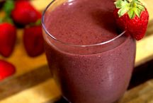 Shakes and smoothies / by Amy Osterhout