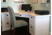 New Desk Set Up