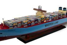 Cargo boats