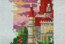 Crafts / Cross stitch mainly but other things too.