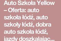 Auto Szkoła Yellow