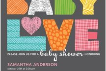 Baby Shower / by Caryn Grow