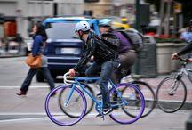 Colorful Bikes... / by Becky Lamb Nichols