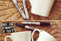 DIY and crafts!! Must try... / by Ashleigh Daniels