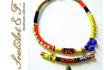 Jewellery  from Our Members! / These creations are all handmade by our members