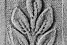 Flotte strikkemønstre