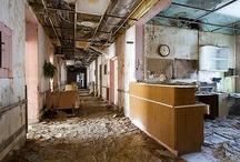 ' DESOLATE Nursing Homes ' / by Renee Larrivee- Miranda