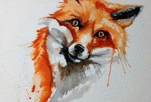Foxy tatoo
