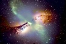 L'UNIVERSO, le GALASSIE, Le STELLE, i BLACK HOLES