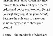 freedom of hijaab