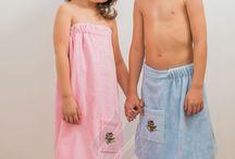 Kilt do sauny pre deti