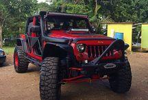 Jeeps n cars n bikes