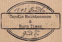 1803 Candles Blog Posts
