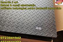 CANTAR PLATFORMA 3t 1250X1250mm SABELA IMPORT GERMANIA