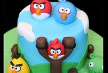 inspirace dětských dortů