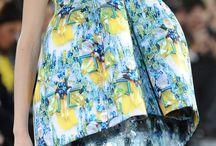 ::The Designer- Mary Katrantzou:: / by Komal Gupta