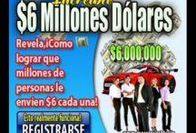 GANA 6 MILLONES DE DOLARES