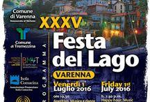 La Festa del Lago 1 e 2 Luglio Varenna (LC)
