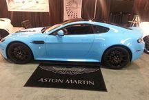 Aston Martin / by Seattle Auto Show - #seattleautoshow