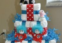 Diaper Cakes / by Laurien Hardwick