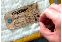 Quilt labels