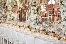 French Wedding Inspiration / Wedding inspiration for the bride looking for a fine art French style.