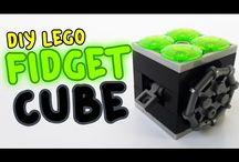 fidget cube/spiners