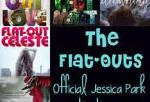 The Flat-Outs (Jessica Park Street Team) / See all of our wonderful meme/teasers here!