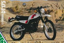 Yamaha DT MX