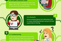 Business - InfoGraphics / Cool InfoGraphics about Online Business