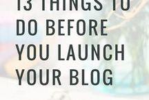 Launching my Blog