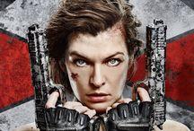 Resident Evil 6 Art Movie Poster Milla Jovovich Artsfon.com