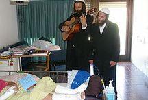 židovství - péče o nemocné a umírající, pohřbívání