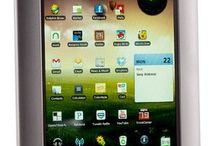 android tablets / by Judy Luthman
