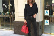 pantalón negro: el básico