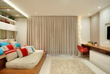 Interiores | quarto menino | boys bedroom