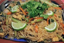 Yummy Vegan Noodles