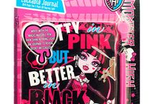 Monster High / Monster High toys, games, gifts and collectibles from Funstra. www.funstra.com/monster-high