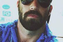 men hair & beard