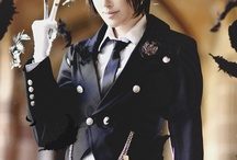 Fandom - Black Butler / by Elizabeth Crowe