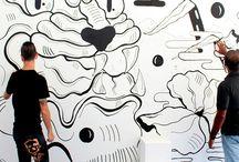 mural interactivo & stuff