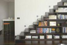 Biblioteca mansarda