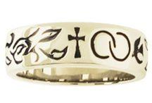 Christian Wedding Bands 14k Gold