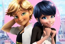 adrean and  marinette