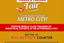 Aviation,Travel & Tourism Fair | Riya Institute