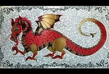 Enchanted Forest - Dragon